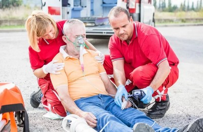Неотложная помощь при кардиогенном шоке