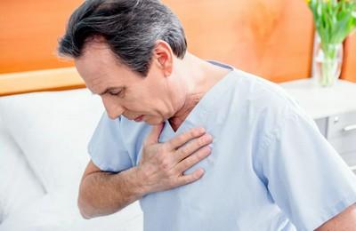 Острый трансмуральный инфаркт передней стенки миокарда прогноз