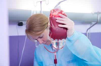 Гемотрансфузия что это такое
